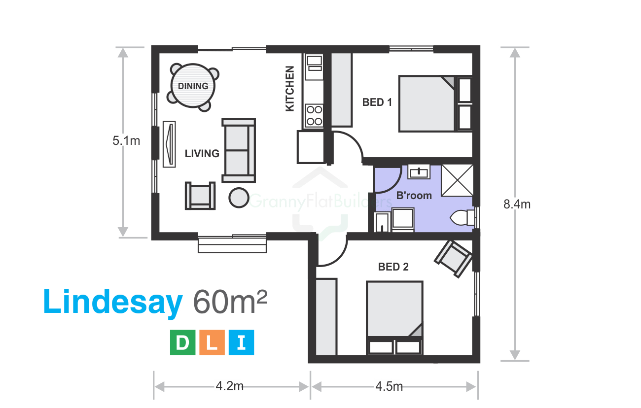 60m2 house design 28 images investor homes plan ih60a for Home design 60m2